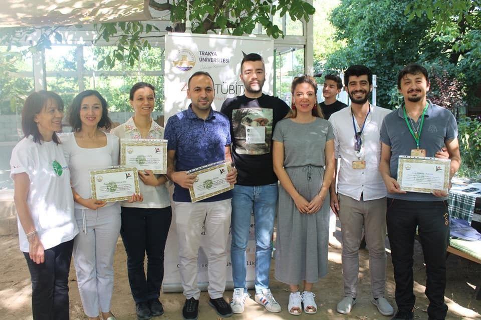 Trakya Üniversitesi Geleceğin Teknolojisi Biyoteknoloji-2 projesiyle bir ilki daha gerçekleştirdi! - Sayfa 6