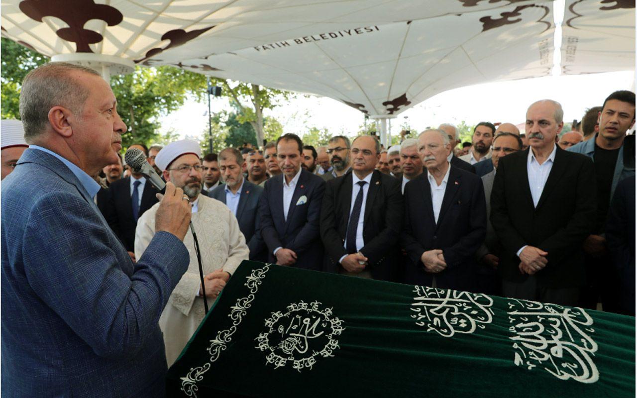 Gazeteci-yazar Mehmed Şevket Eygi son yolculuğuna uğurlandı - Sayfa 4