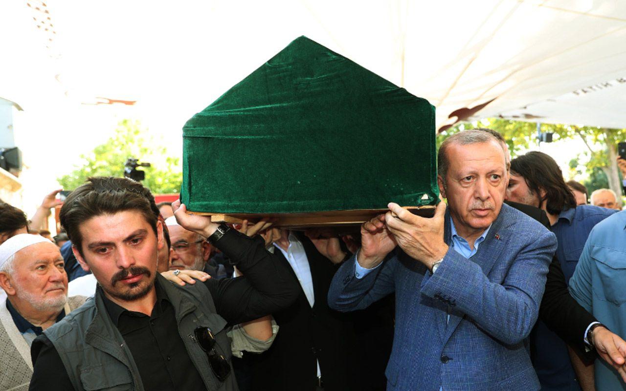 Gazeteci-yazar Mehmed Şevket Eygi son yolculuğuna uğurlandı - Sayfa 5