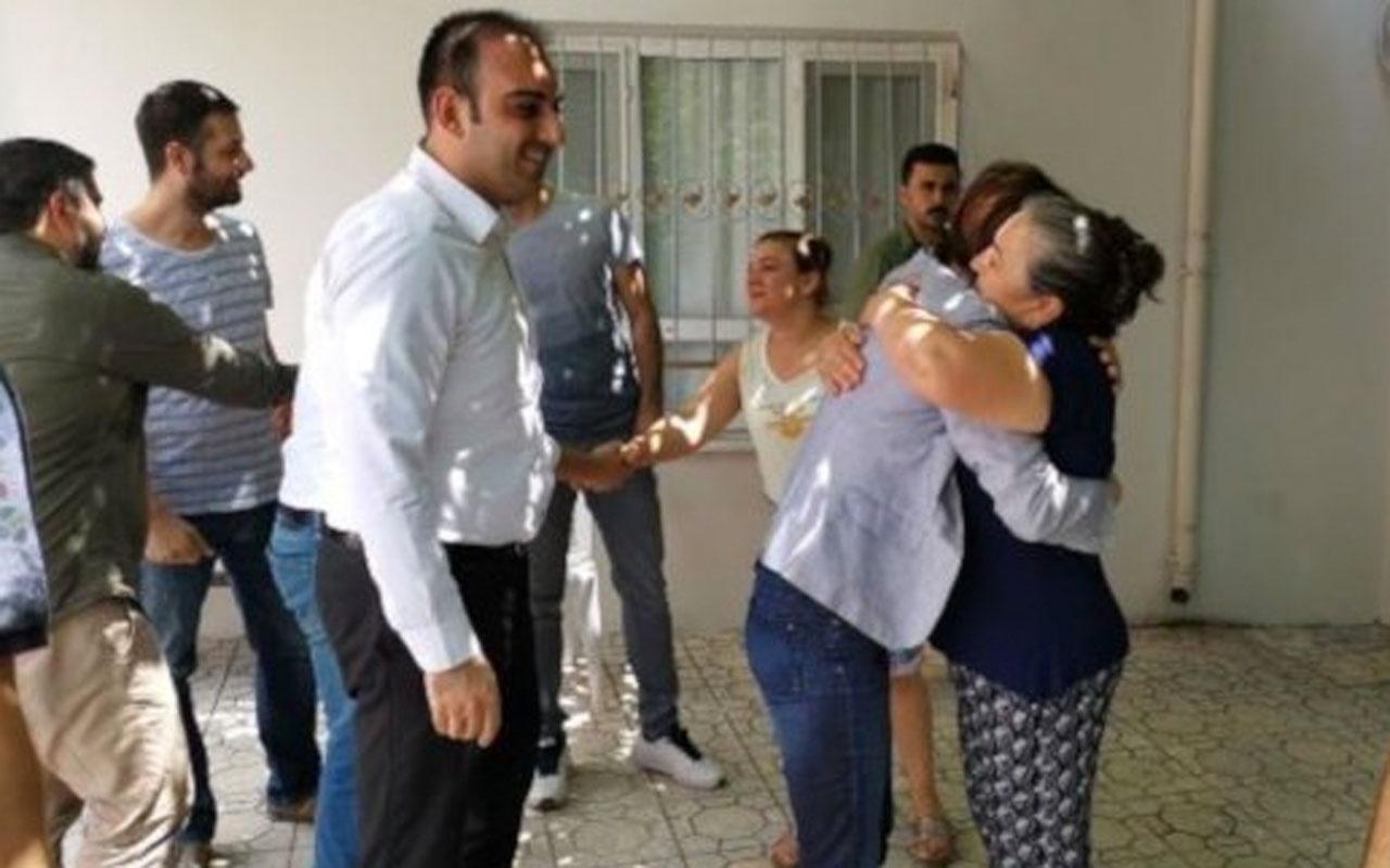Canan Kaftancıoğlu Gezi'de ölen isimlerin ailelerini ziyaret etti