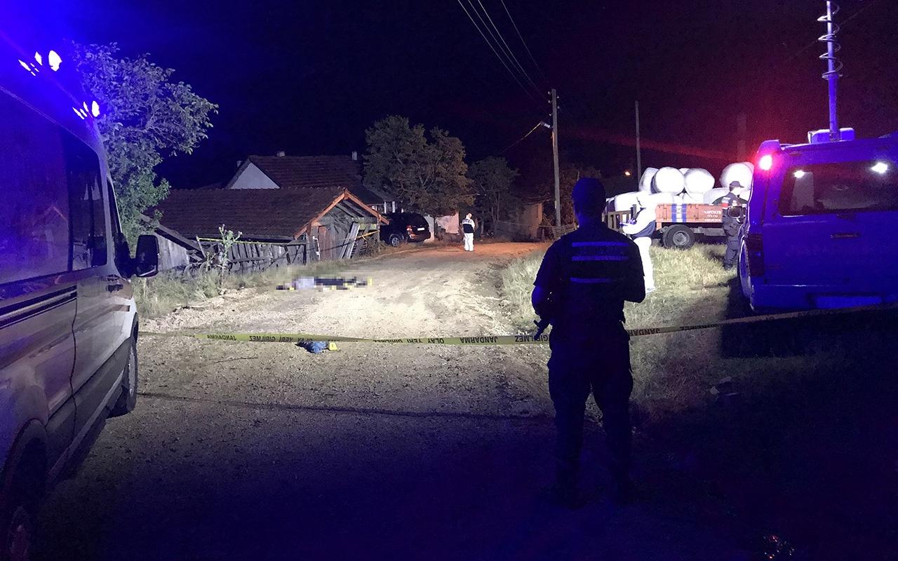 Karabük'te silahlı kavga 2 ölü 1 yaralı
