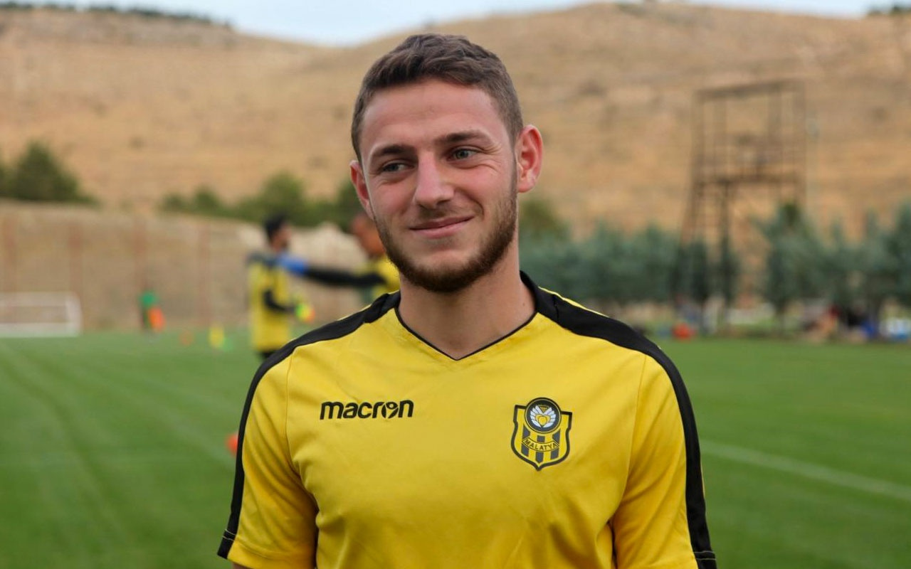 Mustafa Eskihellaç Boluspor'dan Yeni Malatyaspor'a transfer oldu