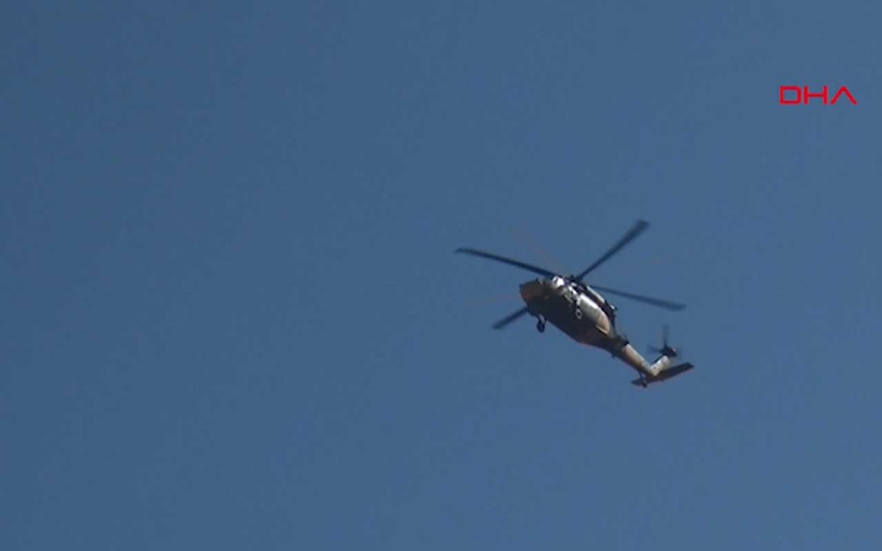 Şırnak Beytüşşebap'ta üs bölgesi yolunda patlama 3 işçi yaralı