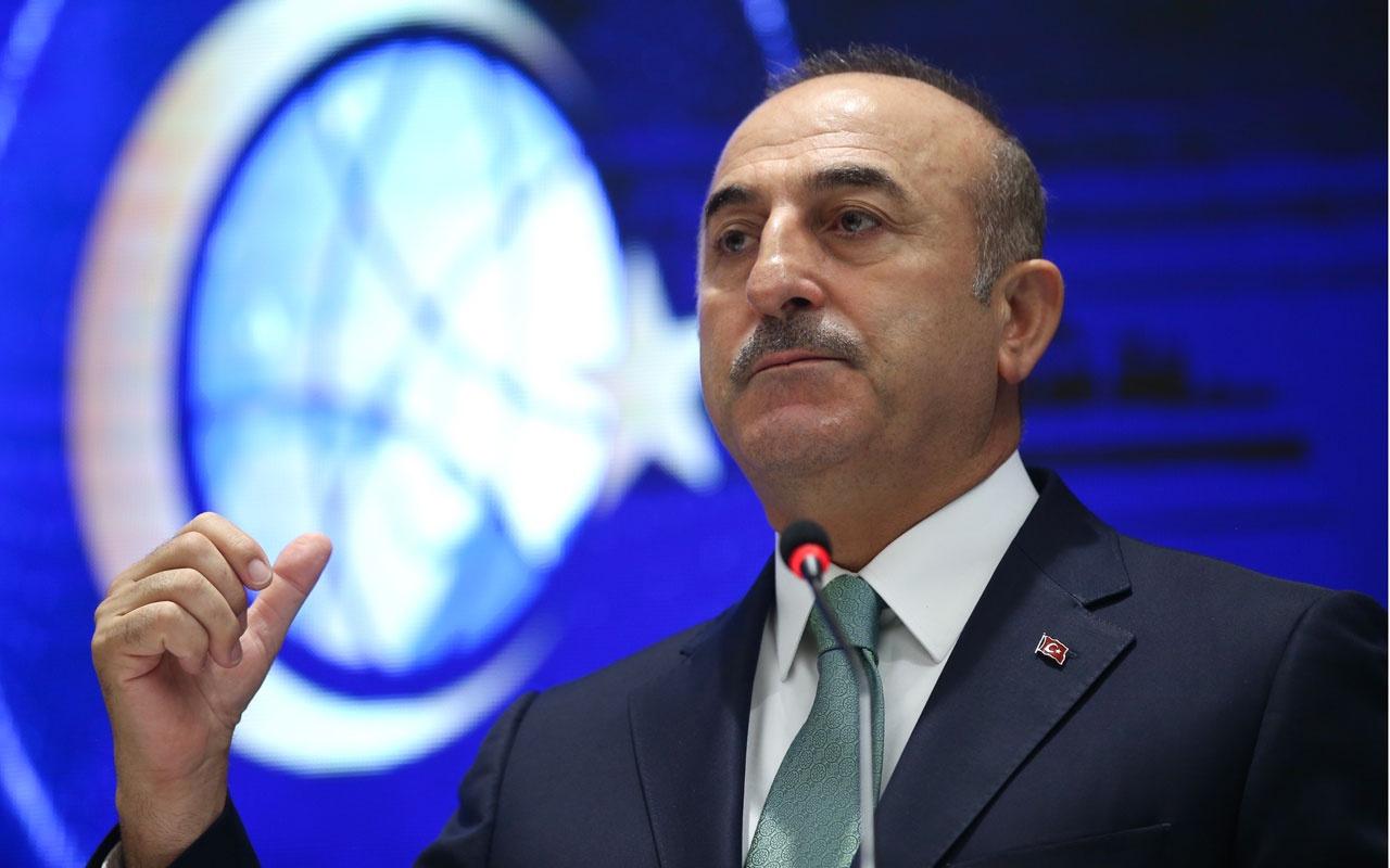 Bakan Çavuşoğlu'ndan Avusturya Başbakanı Kurz'a çok sert tepki! Hastalıklı zihniyet