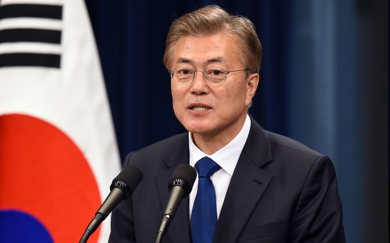 Güney Kore Lideri Moon Jae-in'den Japonya'ya ihracat kısıtlamaları uyarısı
