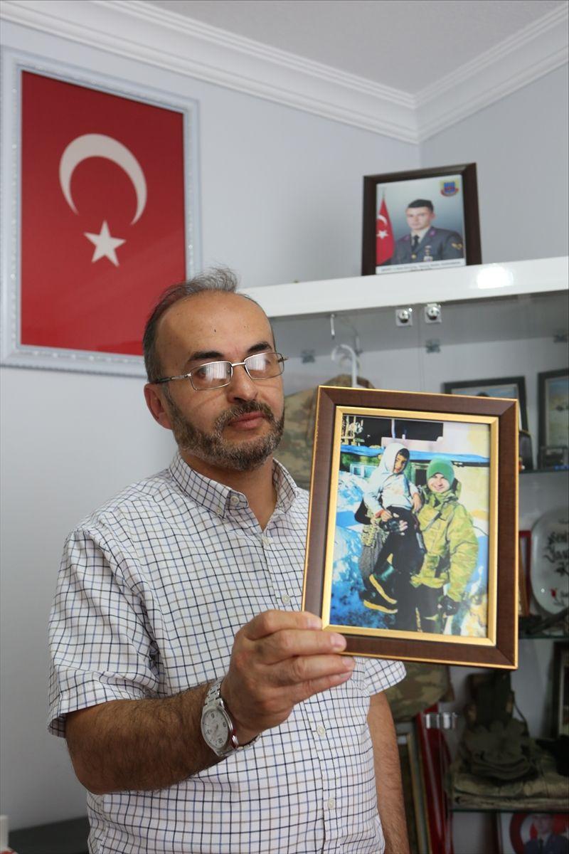 Şehit astsubayın Tunceli'de kucağına alıp fotoğraf çektirdiği çocuk Ayaz Güloğlu çıktı - Sayfa 7
