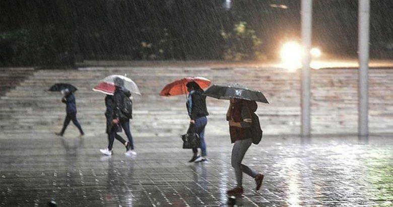 Meteorolojiden birçok il için sağanak yağış uyarısı - Sayfa 2