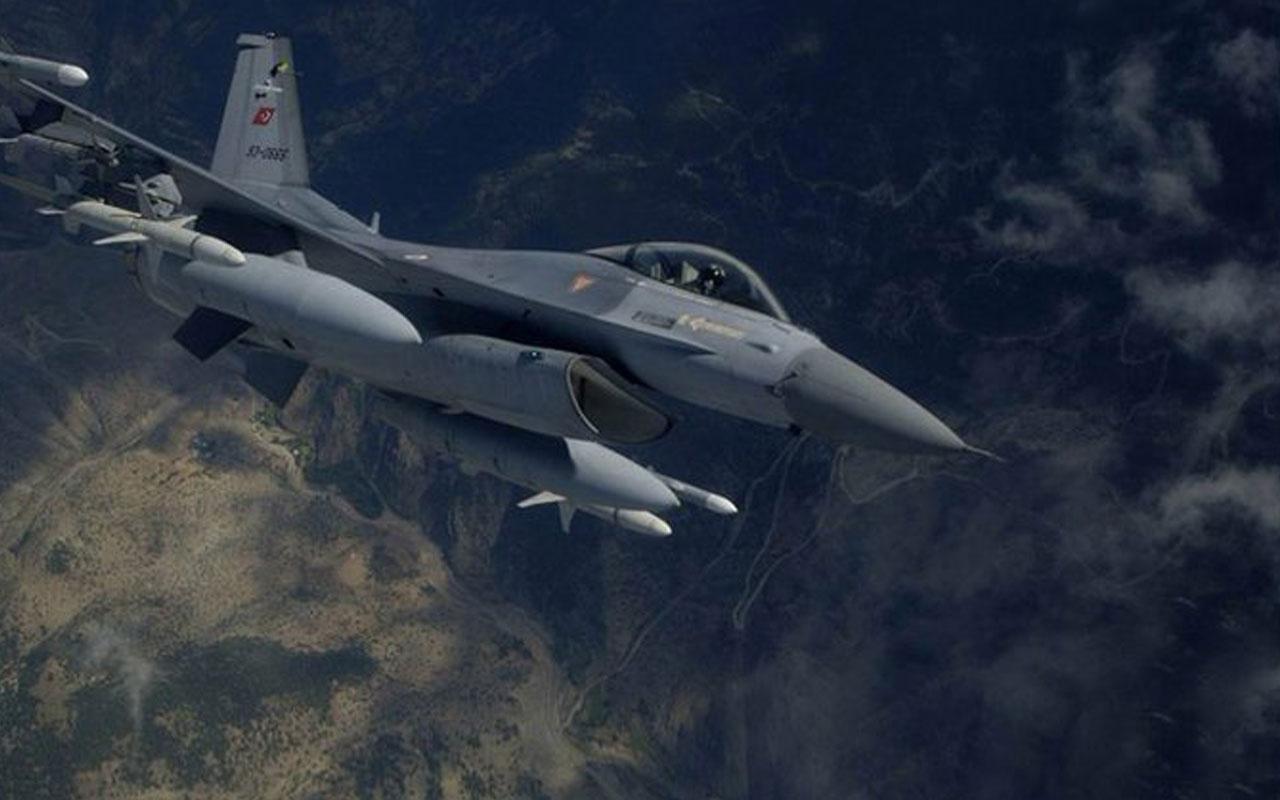 Son dakika MSB duyurdu Irak'ın kuzeyinde 5 PKK'lı terörist öldürüldü