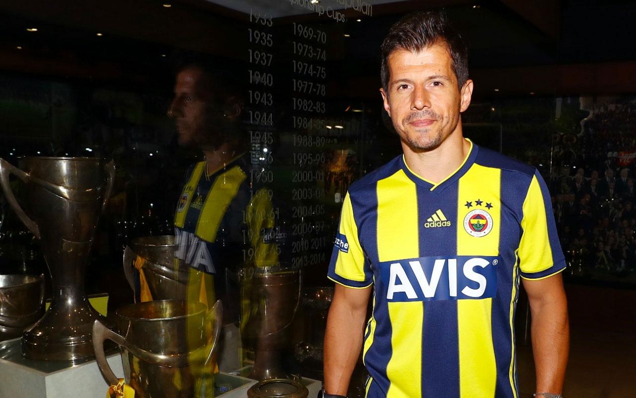 Fenerbahçe'den Emre Belözoğlu'na yeni sözleşme