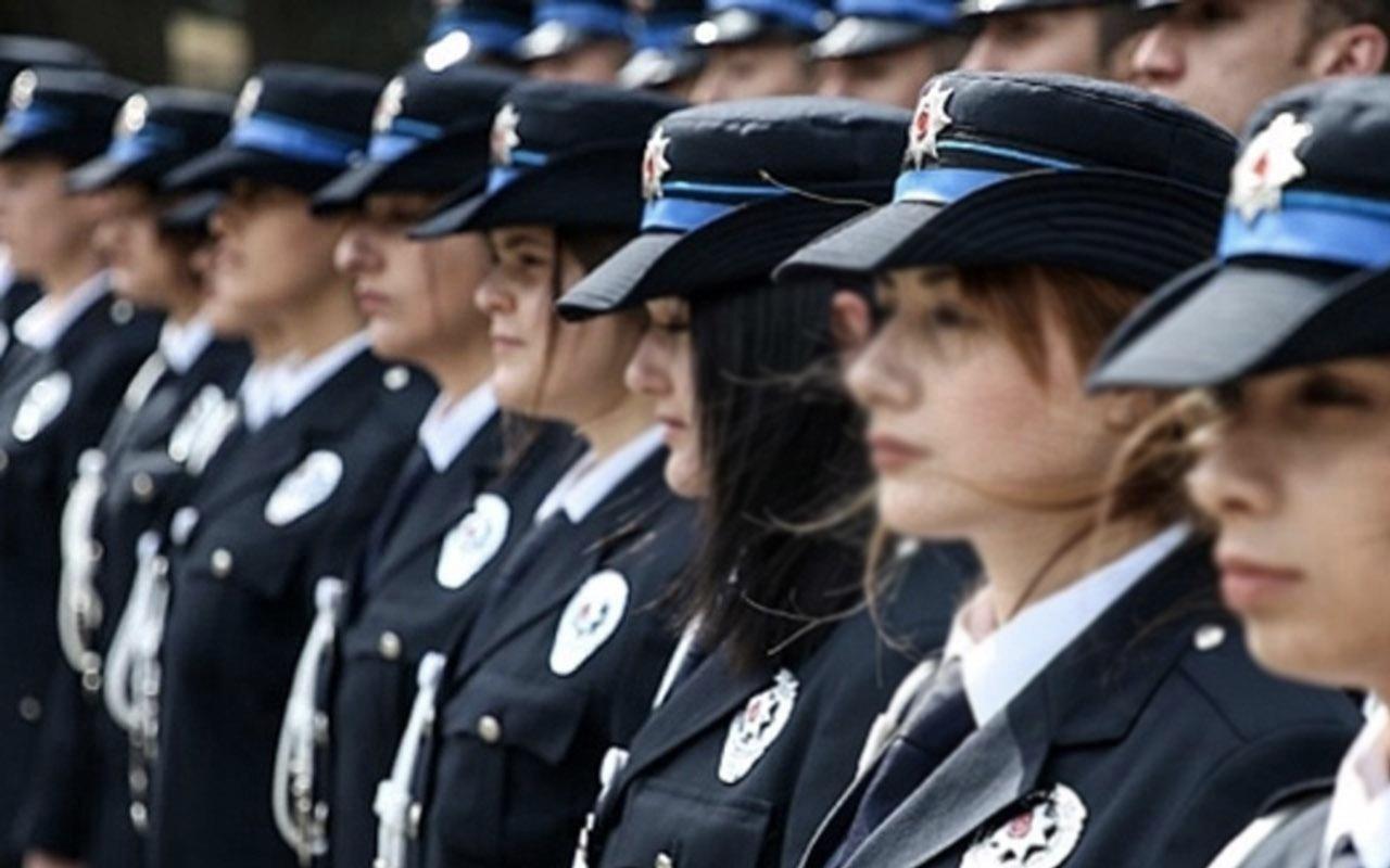 Polislik başvurusu 2019 ne zaman başlıyor kaç kadın polis alınacak?