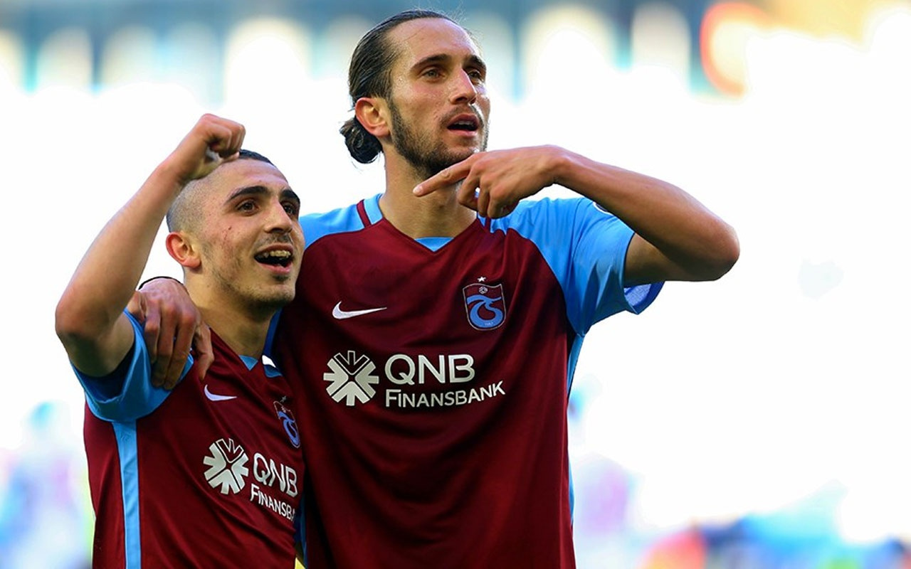 Trabzonspor'da Yusuf Yazıcı ve Abdülkadir için görüşmeler sürüyor