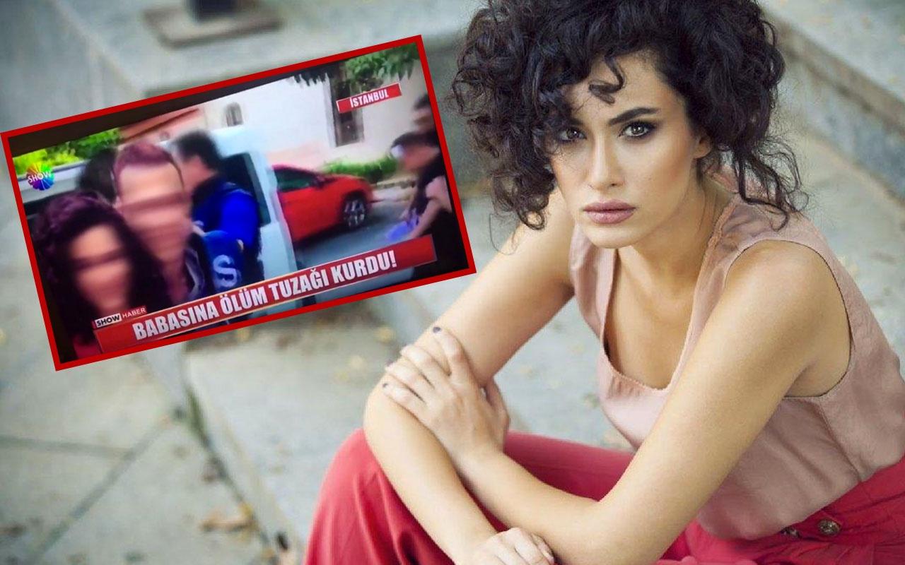 Hande Doğandemir, Show TV'nin haberine isyan etti! 'Babama ölüm tuzağı kurmadım' dedi