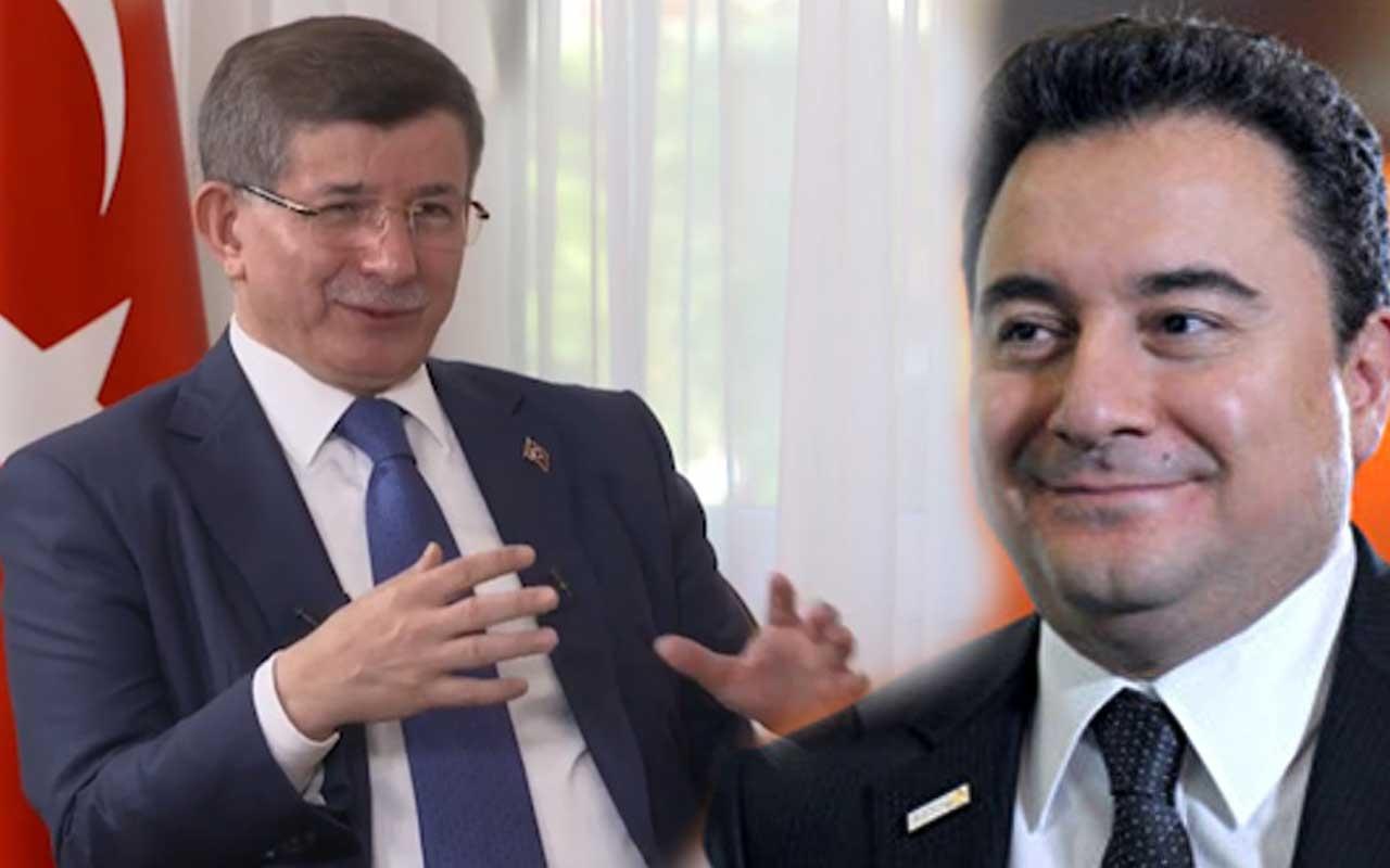 Ahmet Davutoğlu'ndan Ali Babacan ve Abdullah Gül'le ilgili açıklama