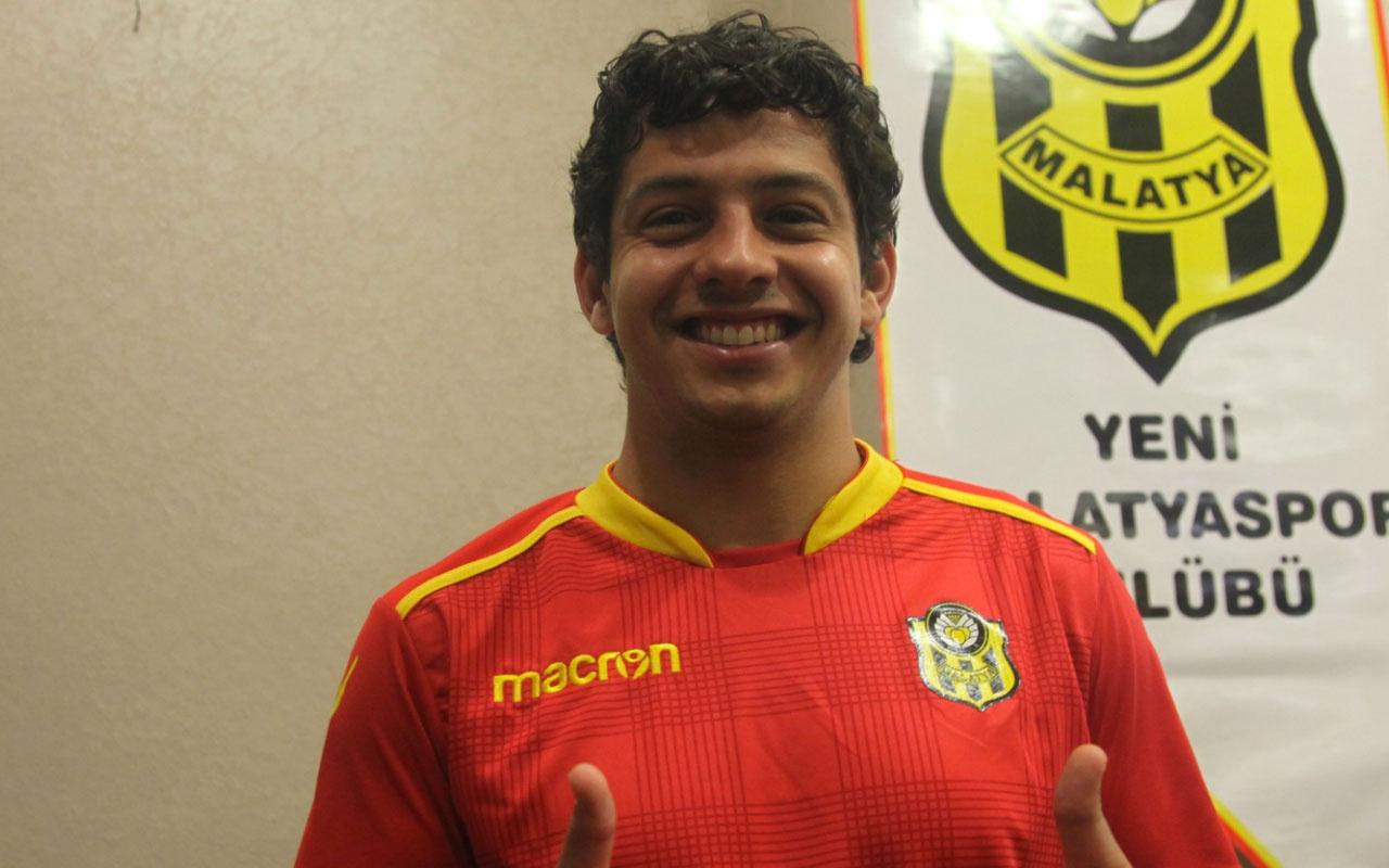 Guilherme yeniden Malatyaspor'da