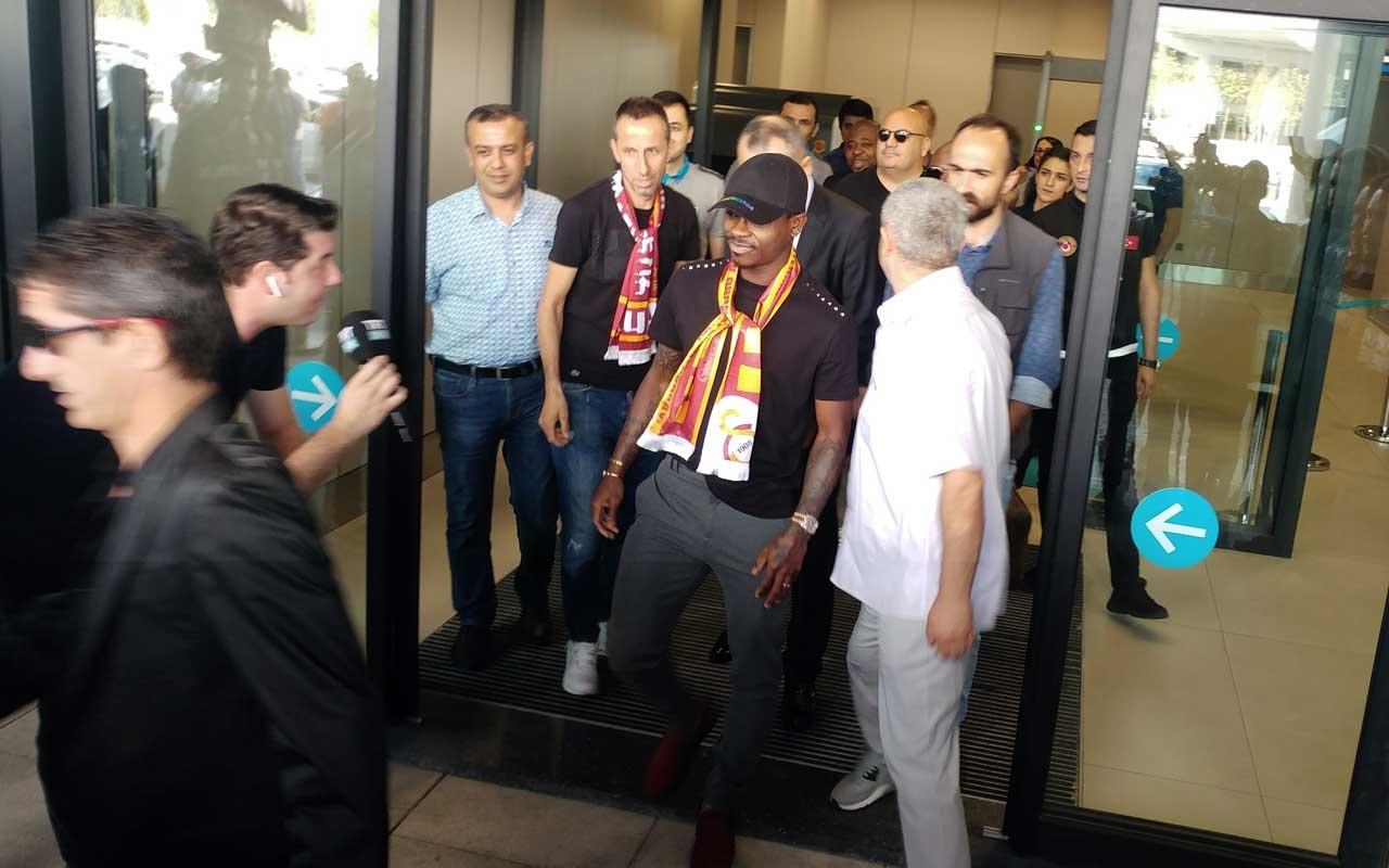 Jean Michael Seri, İstanbul'a geldi