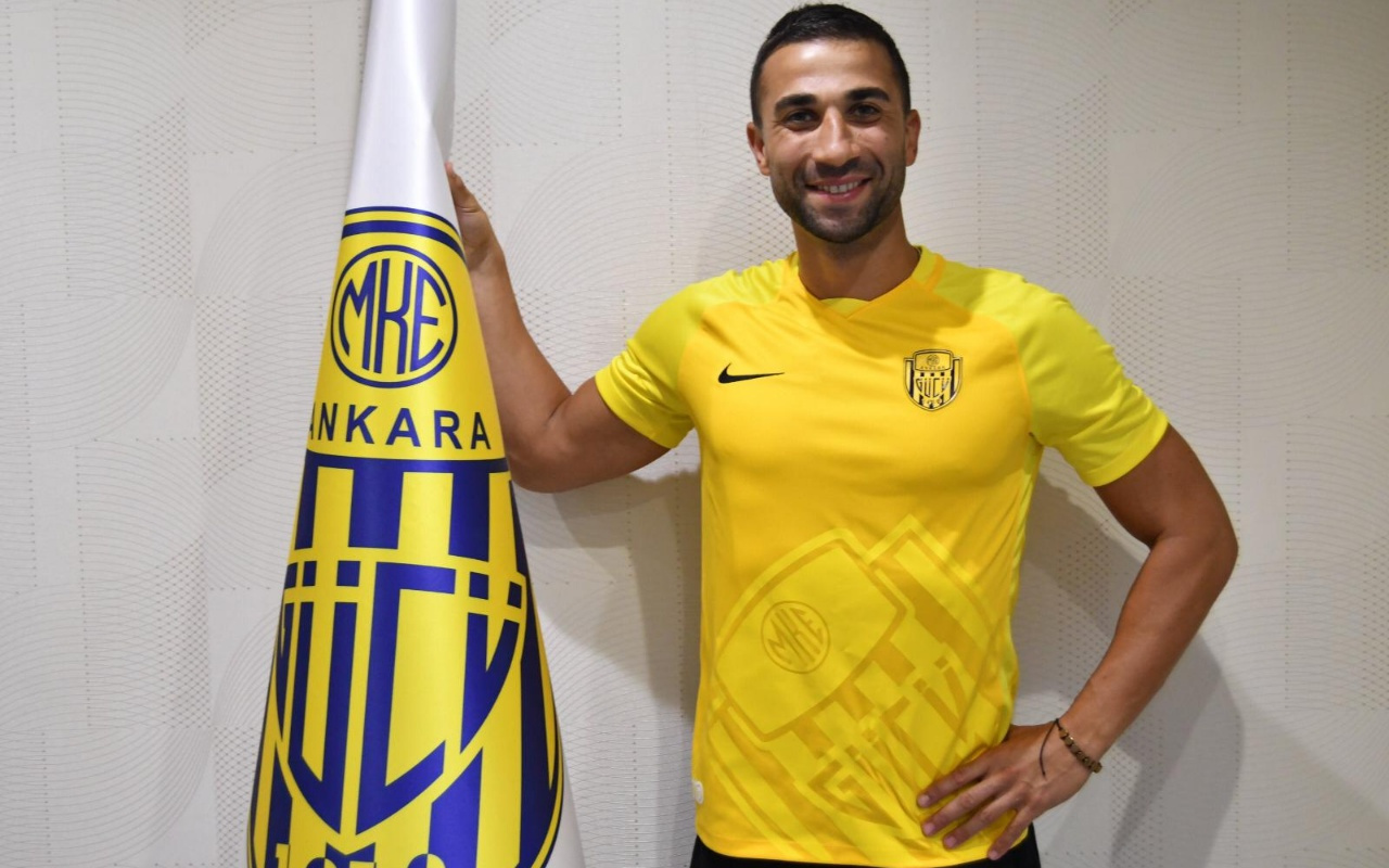 MKE Ankaragücü, Alihan Kubalas ile 1 yıllık anlaşma sağladı