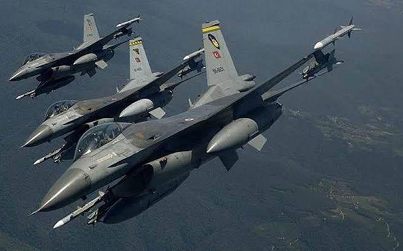 Milli Savunma Bakanlığı açıkladı! Jetler Karacak'ı yerli mühimmatla vurdu