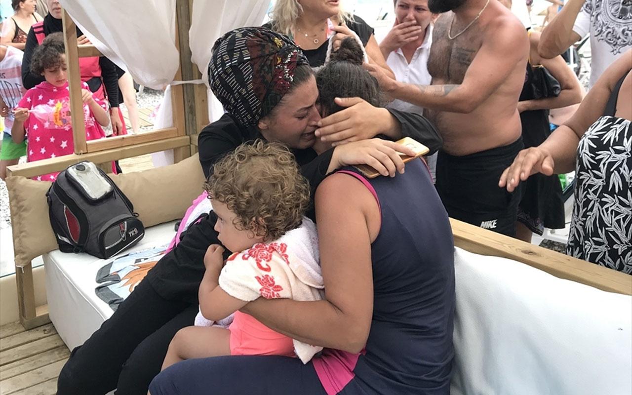 Bir anneyi gözyaşlarına boğan anlar!
