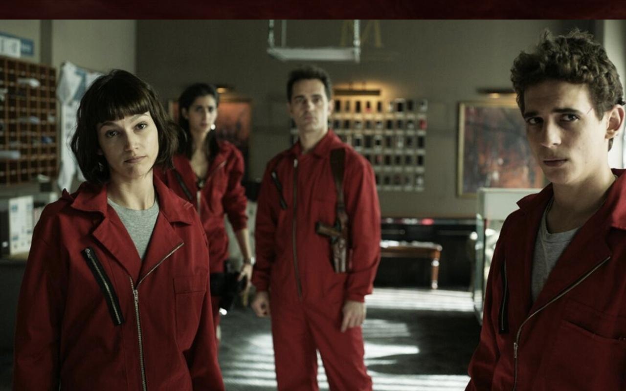 La Casa de Papel 3. sezon izleyen şok oldu La Casa de Papel 3. sezon bölümleri