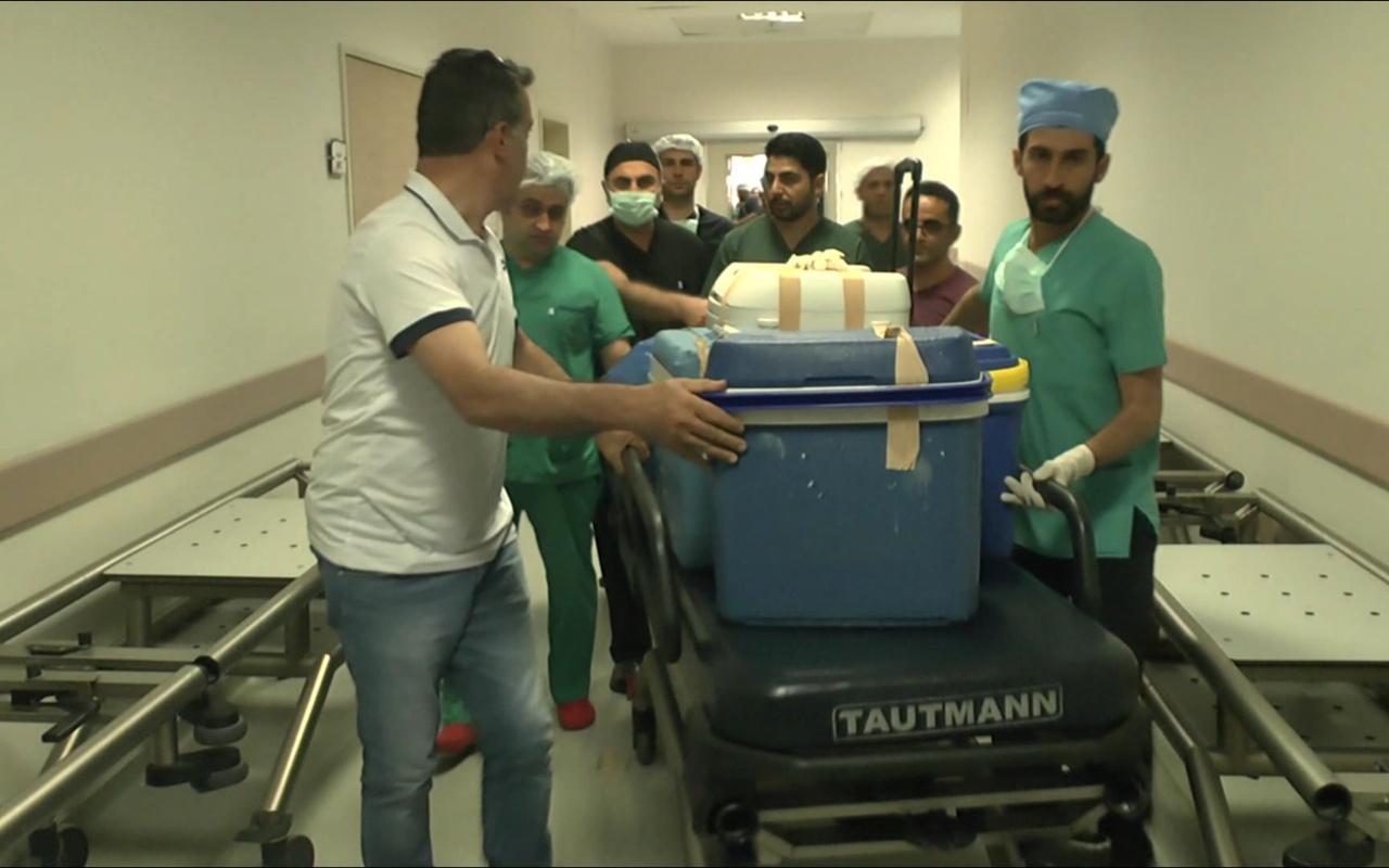 Muş'ta ilk kez organ bağışlandı! 3 kişiye can oldu