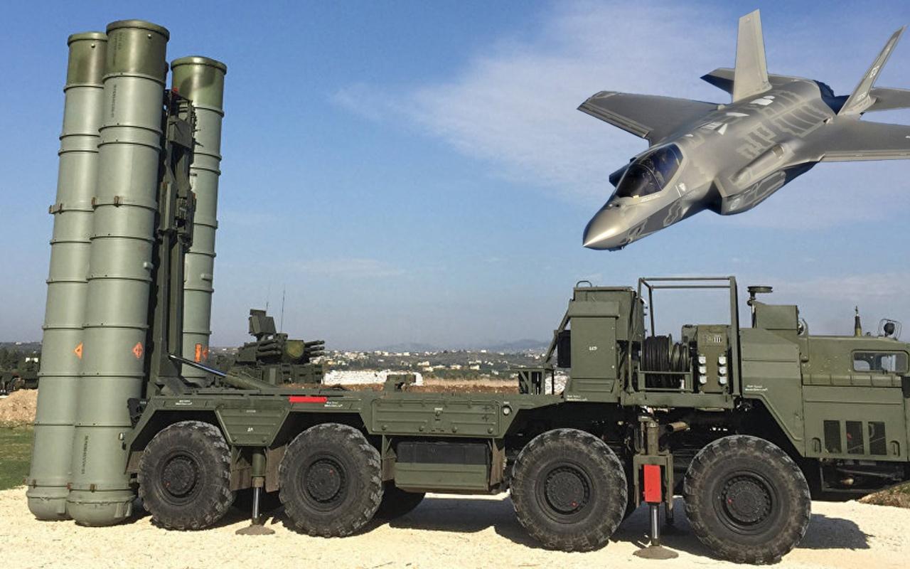 'F-35 yetmez Türkiye'ye ceza şart'! ABD'de S-400'le ilgili yeni gelişme