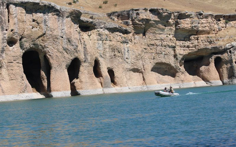 Elazığ'da yeni keşif kara leylek kanyonu adı verildi yöre halkı ilk kez gördü - Sayfa 4
