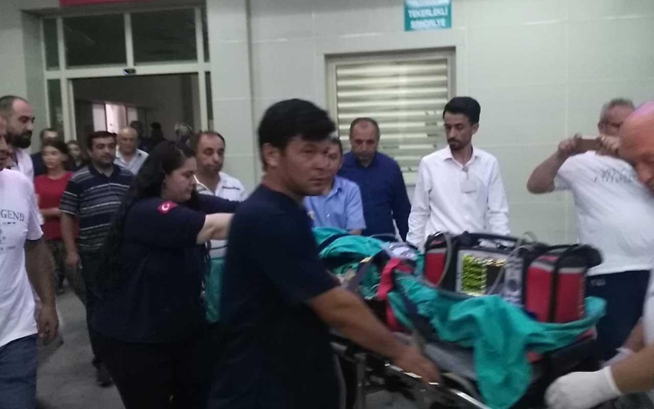 Adana'da düğündeki kavgada yaralanan çocuklardan biri kurtarılamadı