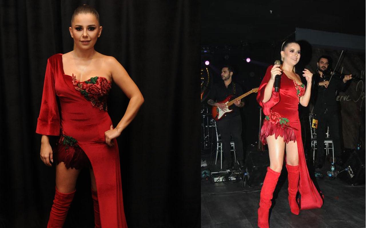 Merve Özbey'in konserinde olay çıktı! Soruşturma açıldı
