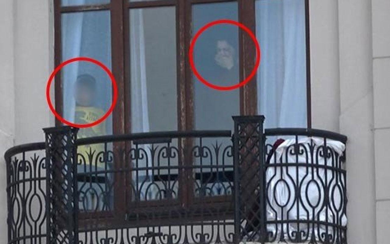 Taksim'de imdat çığlıkları yükseldi