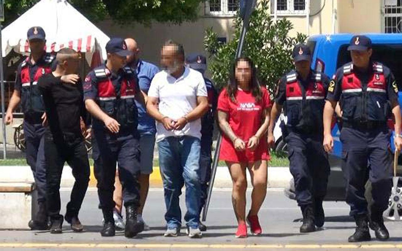 Antalya'da Kamerunlu masöze cinsel saldırı iddiası! Biri kadın 4 gözaltı