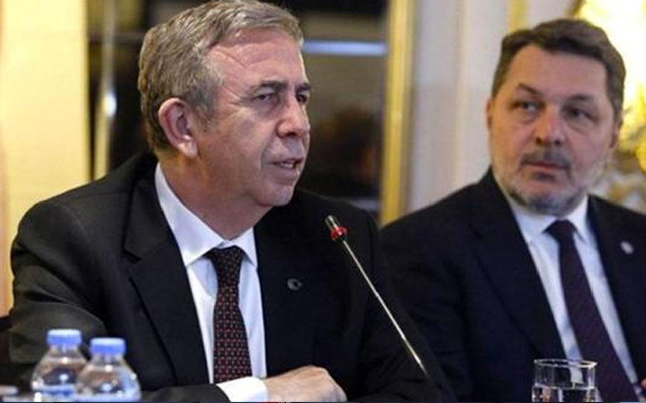 Mansur Yavaş'ın göreve getirdiği Köylüoğlu istifa etti!
