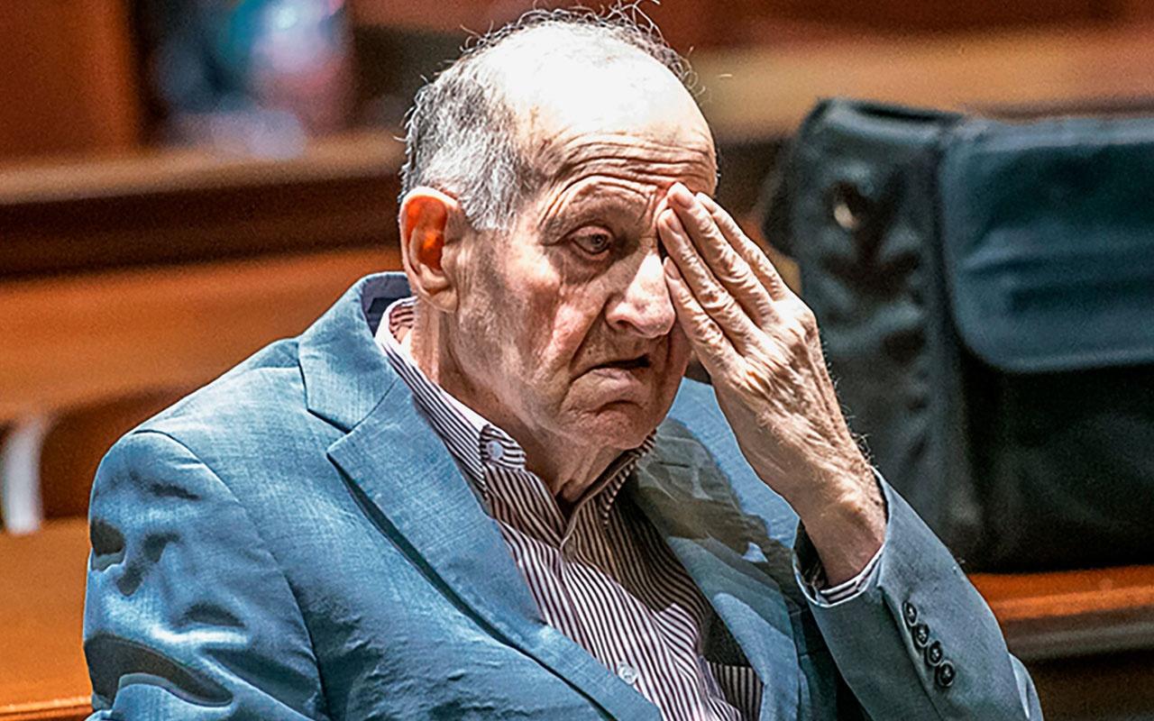 77 yaşında olduğu için serbest bırakıldı! Hapisten çıkar çıkmaz dehşeti yaşattı