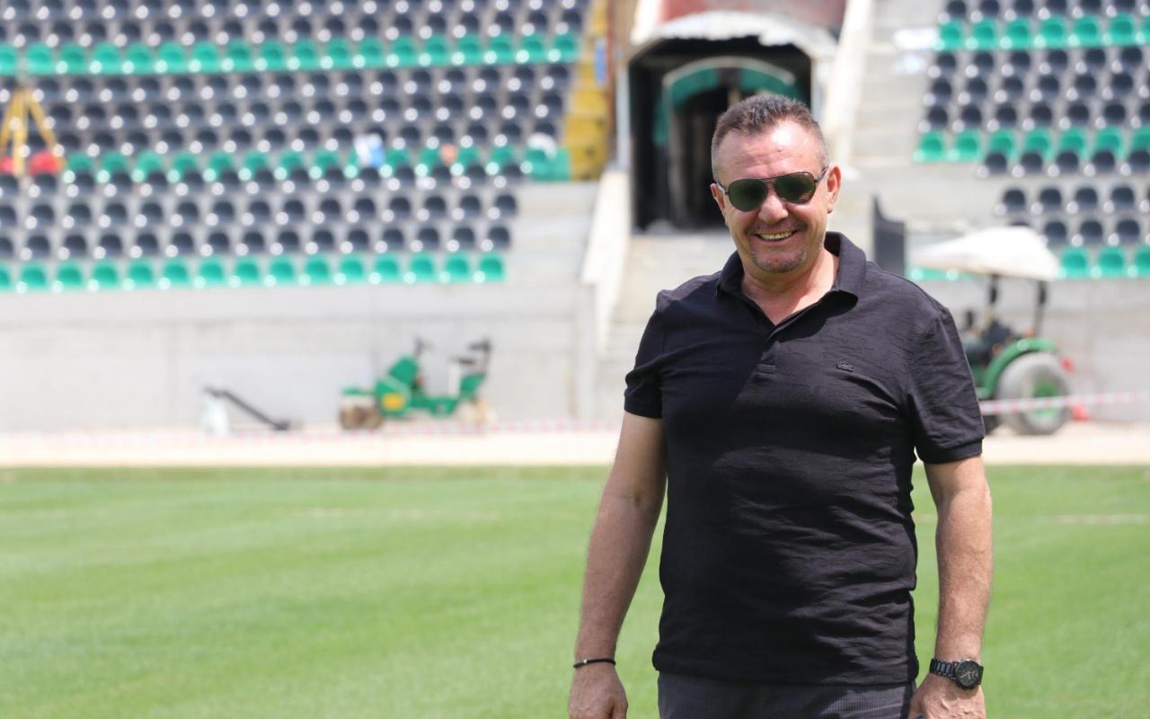 Denizlispor Başkanı iddialı: Galatasaray'ı yeneriz