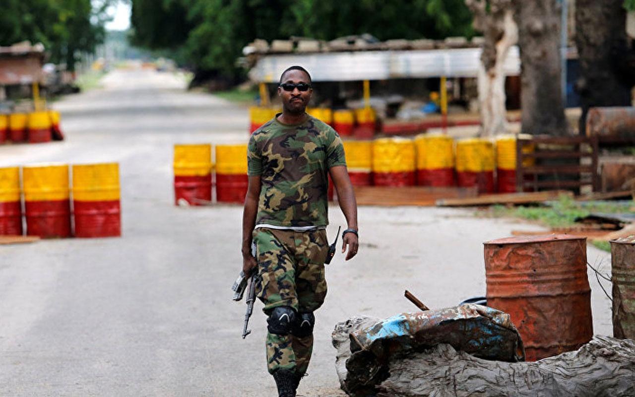 Nijerya'da kaçırılan Türkler için operasyon