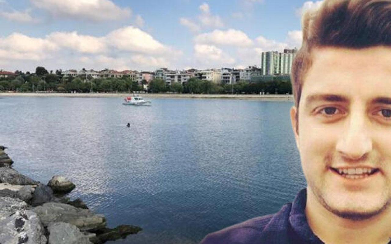 Yeşilköy'de deniz'de kaybolan gencin cesedi bulundu