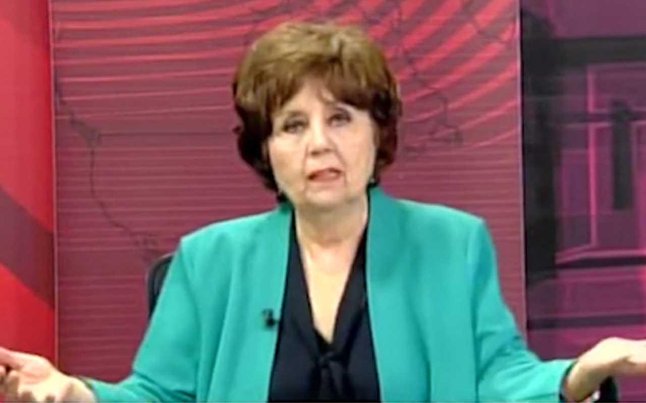"""Ayşenur Arslan'dan Ahmet Hakan'a """"Allah aşkına bırak kalemi kır kalemi"""""""