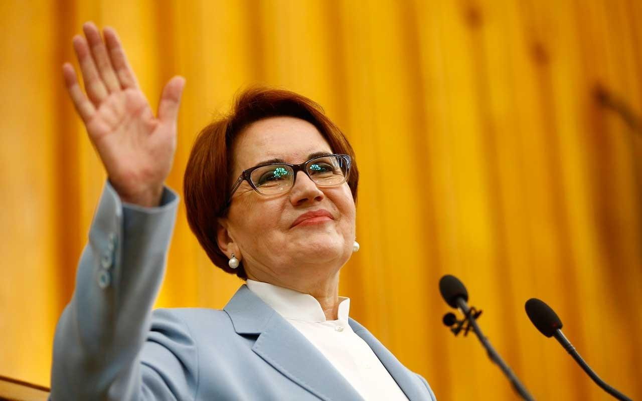 Meral Akşener'den bakanlık teklifi iddialarına net cevap