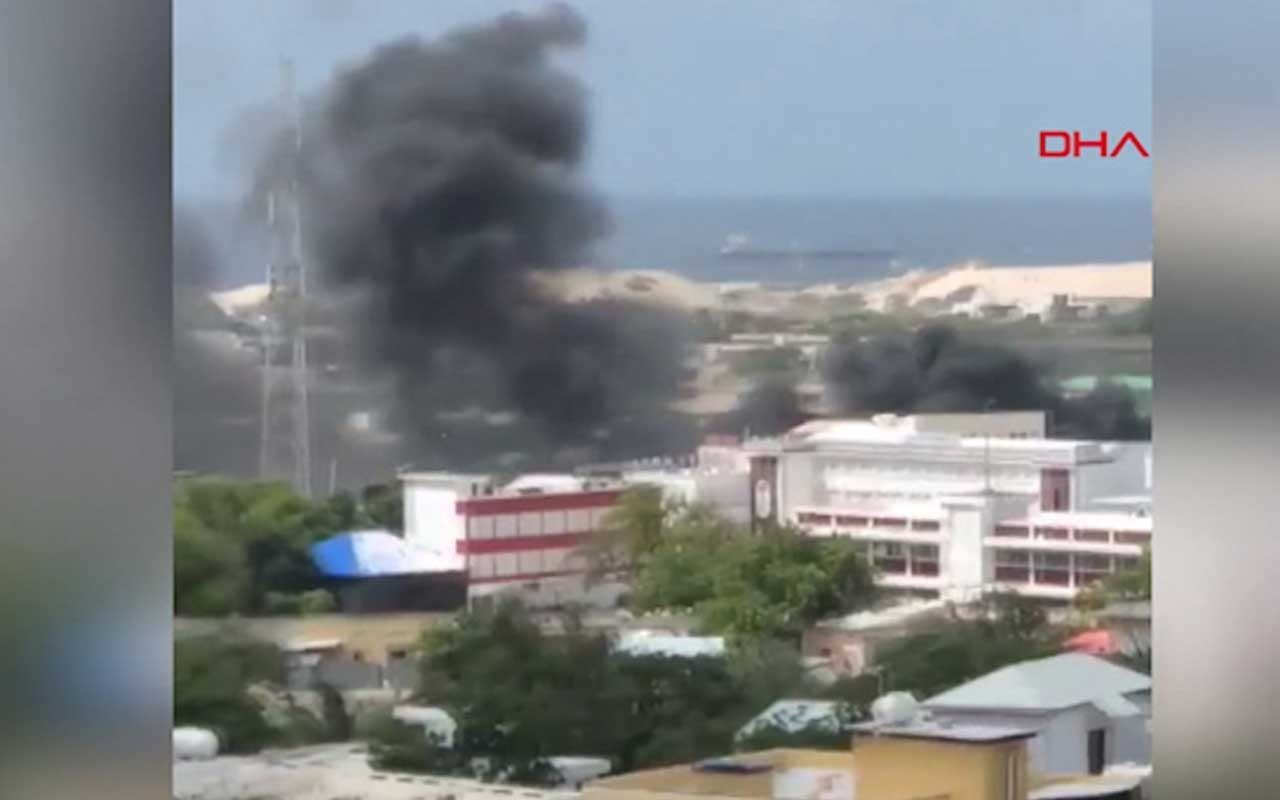 Somali'de bombalı saldı!