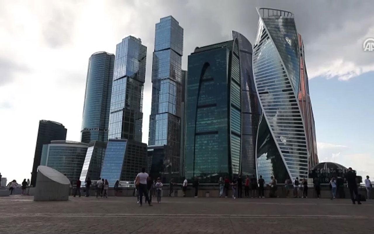 89'ncu kattan 360 derece Moskova