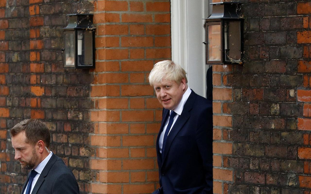 Boris Johnson'ın Türkiye'deki köyünde büyük sevinç