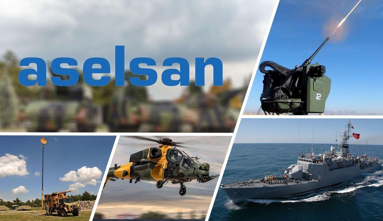 ASELSAN dünya devleri arasında! En iyi 100 savunma şirketi listesine bakın