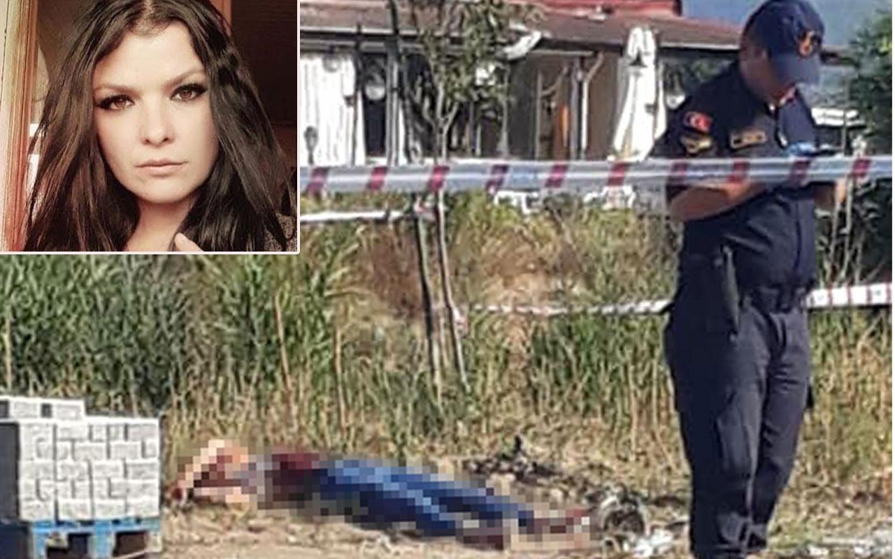 Antalya'da kadın cinayeti! Kıskandığı sevgiliye 20 bıçak darbesi