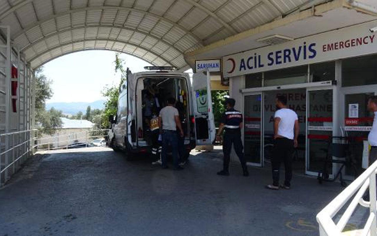 Edremit'te polis memuru ile işletmeci arasında şezlong çatışması! Biri öldü diğeri ağır yaralı