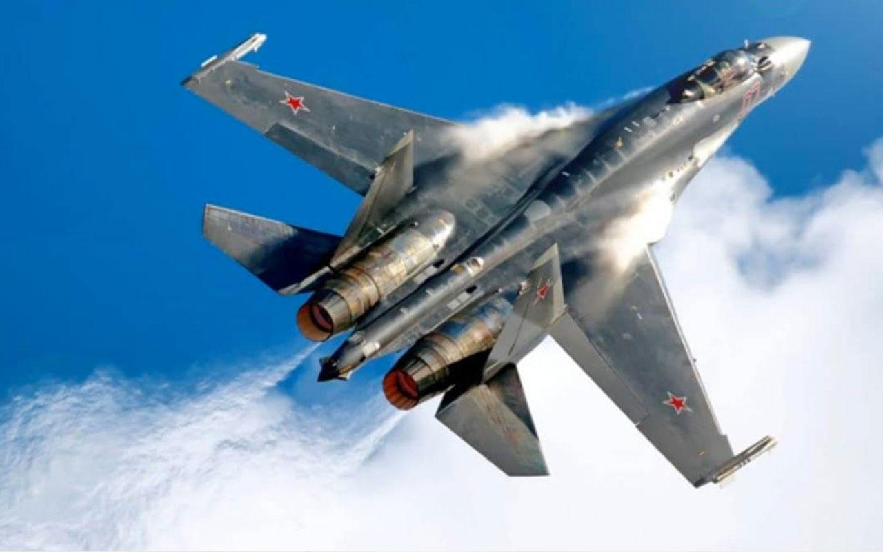 Rus askeri uçağına uyarı ateşi açıldı! Resmi şikayette bulunacaklar