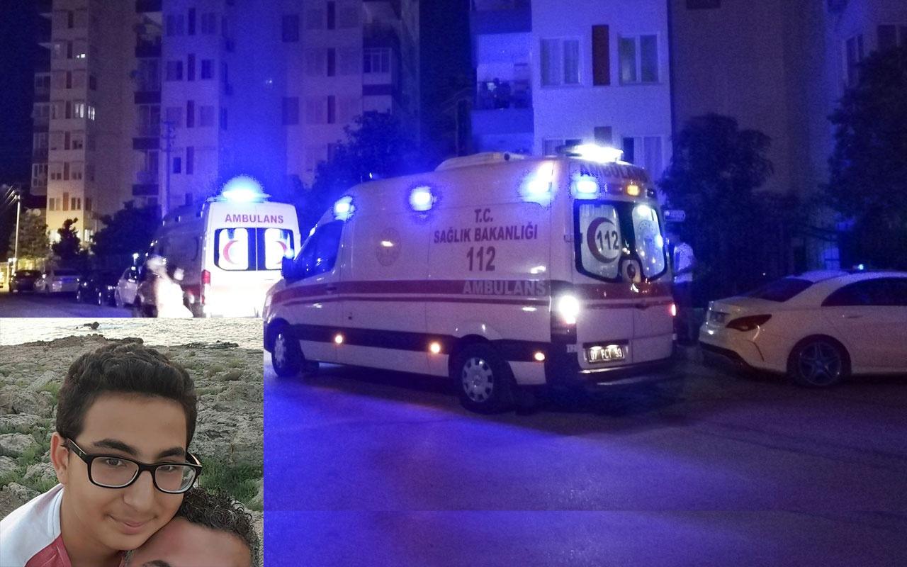 Antalya'da lise öğrencisi not yazıp av tüfeğiyle intihar etti!