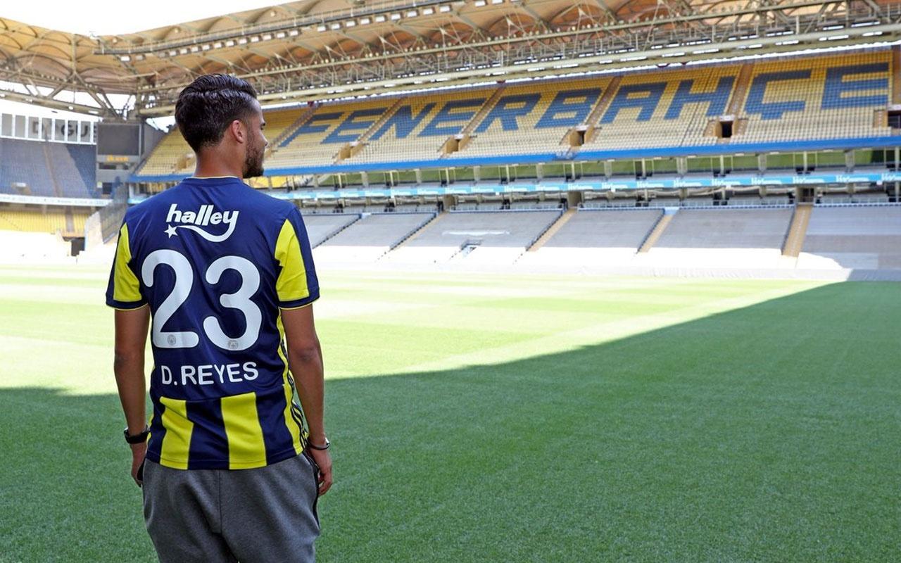 Fenerbahçe Diego Reyes'ten kurtuluyor! İşte yeni takımı