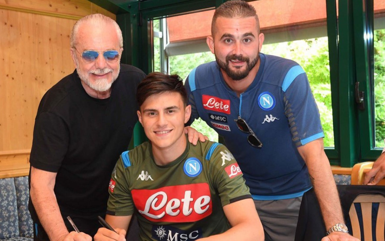 Eljif Elmas, Napoli ile 5 yıllık sözleşme imzaladı