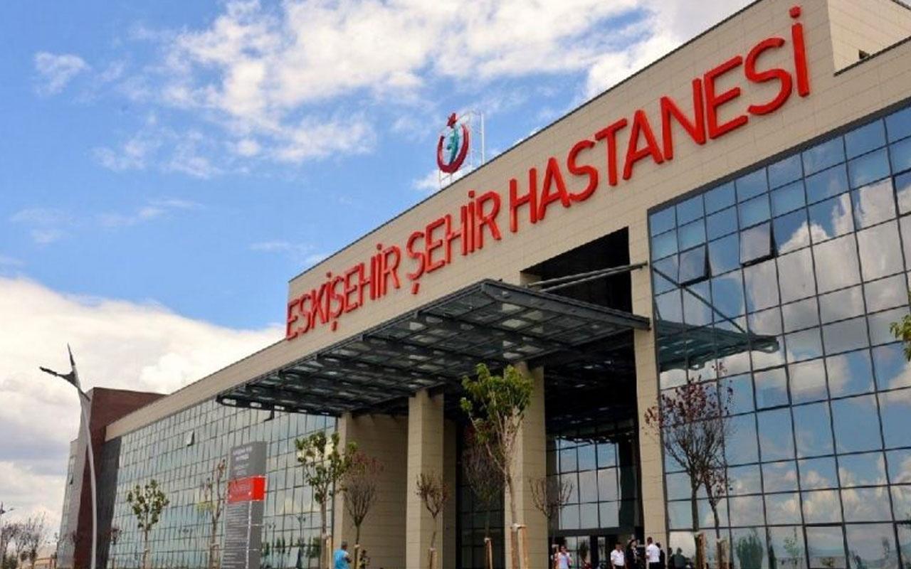 Eskişehir'de doktoru tehdit eden huzurevi cezası!