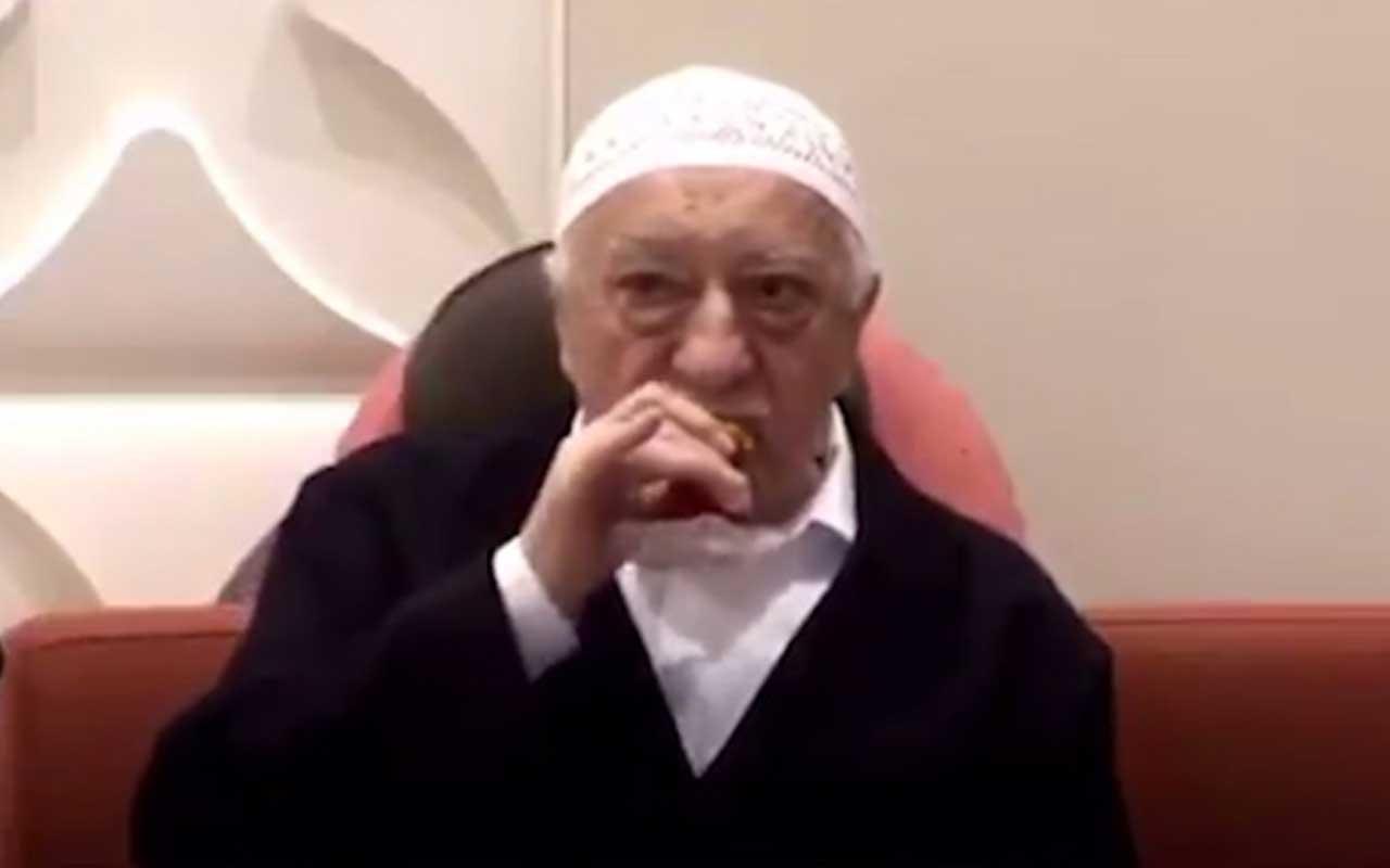 Fethullah Gülen'in iğrenç videosu! Çayı içip artığını Enes Kanter'e veriyor