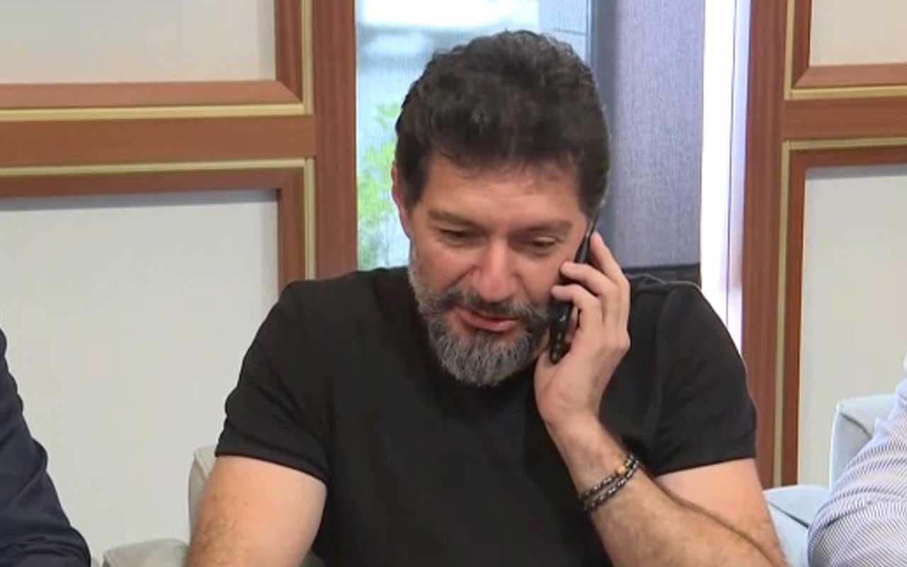 Cumhurbaşkanı Erdoğan ile Hakan Atilla telefonla görüştü